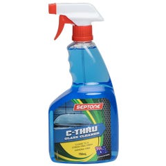 Septone Glass Cleaner Clear Pale Blue 750ml
