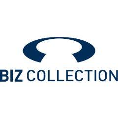 Biz Collection Ladies Semi-Patent Belt - Black