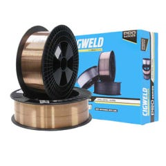 Cigweld Autocraft Copper Coated Welding Wire LW1-6 - 1.0mm x 15kg