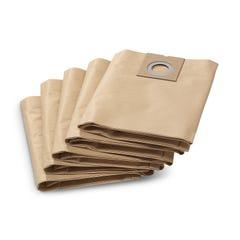Karcher Paper Filter Bags, 5 x , NT 27/1