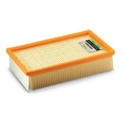 Karcher Dry Flat Pleated Filter