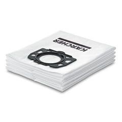 Karcher Fleece Filter Bag MV 4/5/6 (Qty x 4)