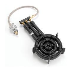 Gasmate Cast Iron Burner 3 Ring Burner