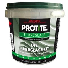 Protite Large Fibreglass Kit 1kg