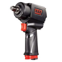 """ITM M7 Impact Wrench, Pistol Style, 1/2"""" Dr, 1,000 Ft/Lb"""