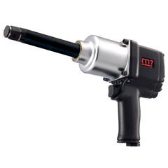 """ITM M7 Impact Wrench, Pistol Style With 6"""" Ext Anvil, 3/4"""" Dr, 900 Ft/Lb"""