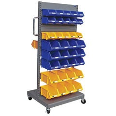 """ITM Mobile """" Hb"""" Bin Display Stand, Complete"""