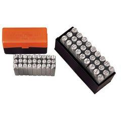 Groz Lp/6  Letter Punch Set, 6mm