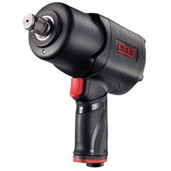 """ITM M7 Impact Wrench, Pistol Style, 3/4"""" Dr, 1500 Ft/Lb"""