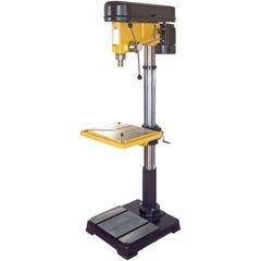 """ITM Maxi Floor Drill, Heavy Duty, 3Mt, 16mm Chuck, 12 Speed, 22"""" Swing, 1.5Kw,  415V 3Ph (3 Cartons)"""