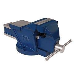 ITM Shop Bench Vice, Cast Iron, 100mm