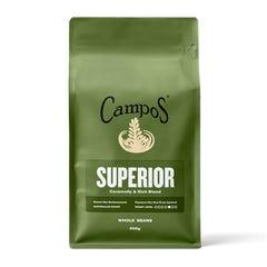 Campos Superior Blend Whole Beans 1kg