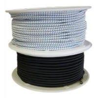 Elastic Shock Cord 6mm X 100m Black