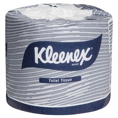 Kleenex Executive Toilet Tissue Roll 2 Ply 300 Sheets (Qty x 48)