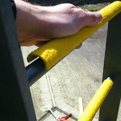Hi-Traction® Anti-Slip Ladder Rung Covers 20mm x 300mm Yellow
