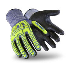 HexArmor Rig Lizard Thin Lizzie Impact Work Gloves Cut 6