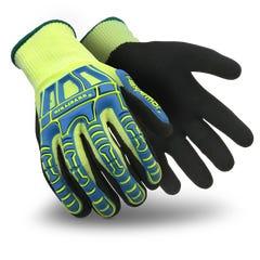 HexArmor Rig Lizard Thin Lizzie Impact Work Gloves Cut 9