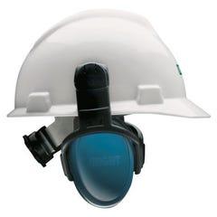 MSA Ear Muff Left/Right Medium Helmet Mounted Blue