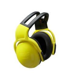 MSA Ear Muff Left/Right Medium Headband Blue