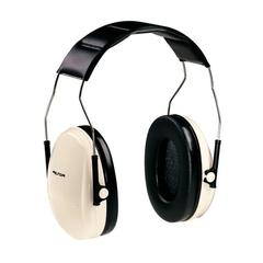 3M Peltor Low Profile H6 Series, Headband Earmuff H6A 290