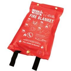 Megafire Commercial 1.2m x 1.8m Fire Blanket