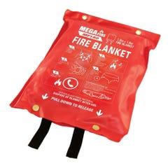 Megafire 1.8m x 1.8m Fire Blanket