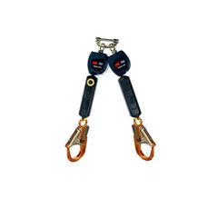 3M DBI-SALA® Nano-Lok Twin Leg SRL with Quick Connector 3101346