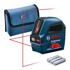 Bosch Blue GLL 2-10 Cross Line Laser With Tripod