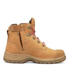 Oliver PB 49 Series Women's Zip Sided Boot - Wheat