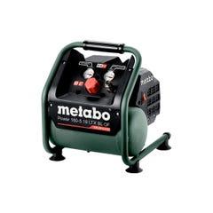 Metabo Power 160-5 18 Ltx Bl Of Cordless Compressor