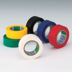 Nitto PVC Insulation Tape 18mm x 20m Roll Red