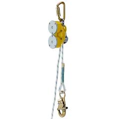3M DBI-SALA® Rollgliss R550 Rescue and Escape Device - Escape Kit 3328100, Yellow, 100m
