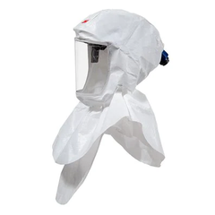 3M Hood Assembly with Inner Shroud and Premium Head Suspension, S-657