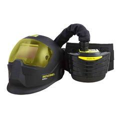 Cigweld ESAB Sentinel Welding Helmet A50 Air with Aristo Air PAPR
