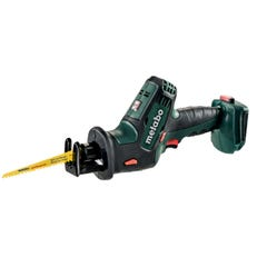"""Metabo SSE 18 LTX Compact 18V 13MM (12"""") Cordless Sabre Saw Skin Only"""