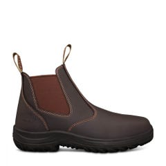 Oliver WB 26 Series Elastic Sided Boot - Claret