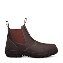 Oliver WB 34 Series Elastic Sided Boot - Claret