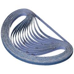 Makita Sanding Belts - Zirconia 9 x 533mm 60 Blue (Qty x 25)