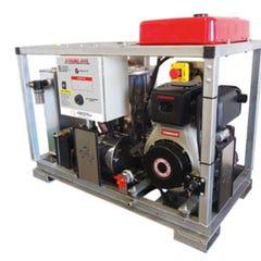 Yanmar Diesel Open Design Pressure Washer Xtreme 3000